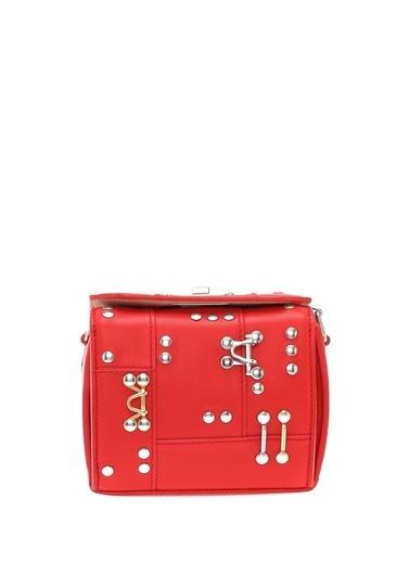 Alexander McQueen Messenger / Askılı Çanta Kırmızı